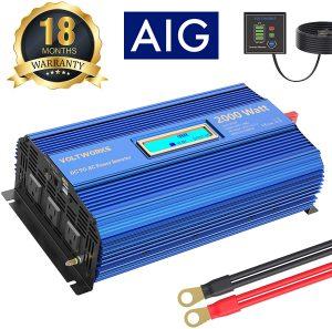 Power Inverter 2000w