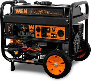 WEN DF475T Dual Fuel 120V/240V