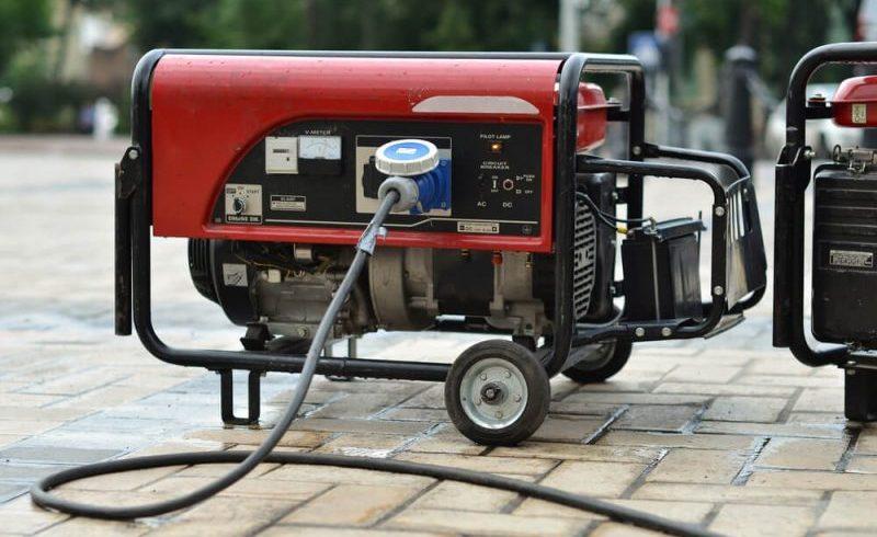 How do you properly break in a generator