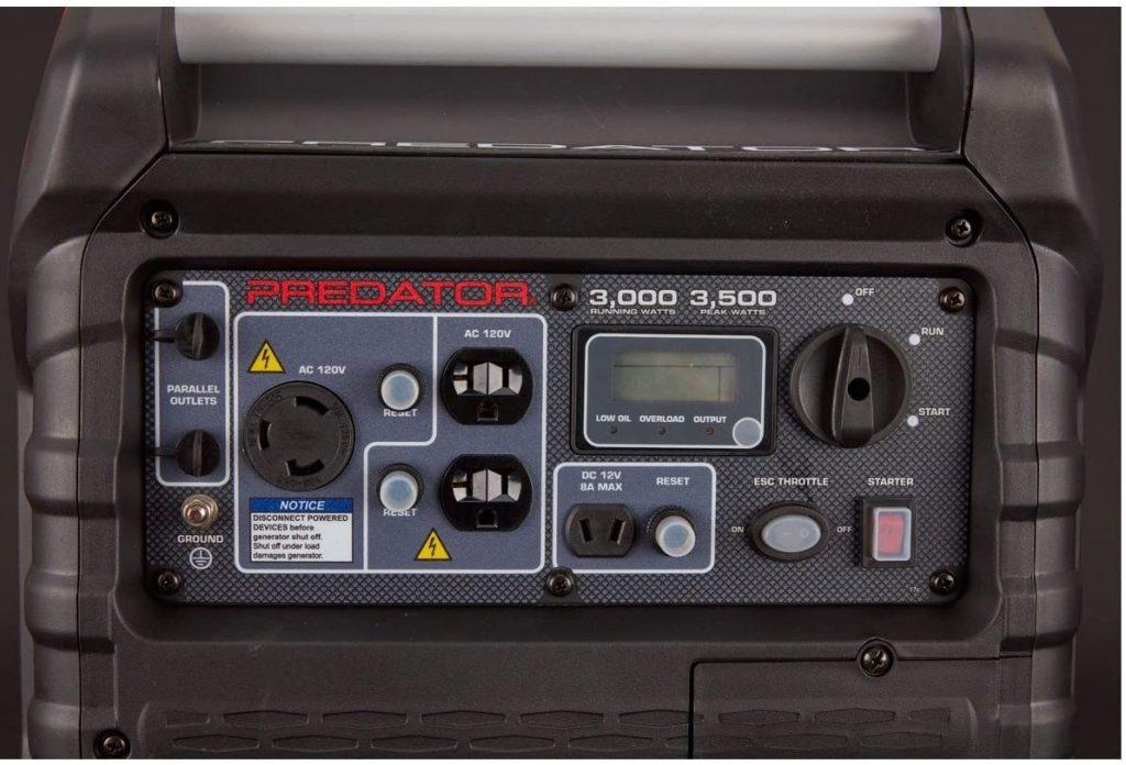 Predator 3500 Generator Review – Specs & Features