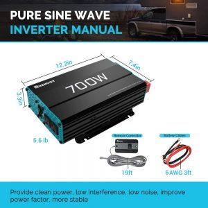 Renogy 1000W inverter review