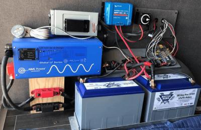3 Best Battery for Power Inverter System for Vehicles