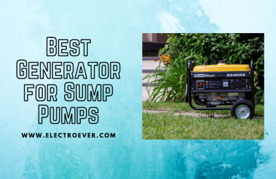 5 Best Generator for Sump Pumps in 2021 [Reviews]