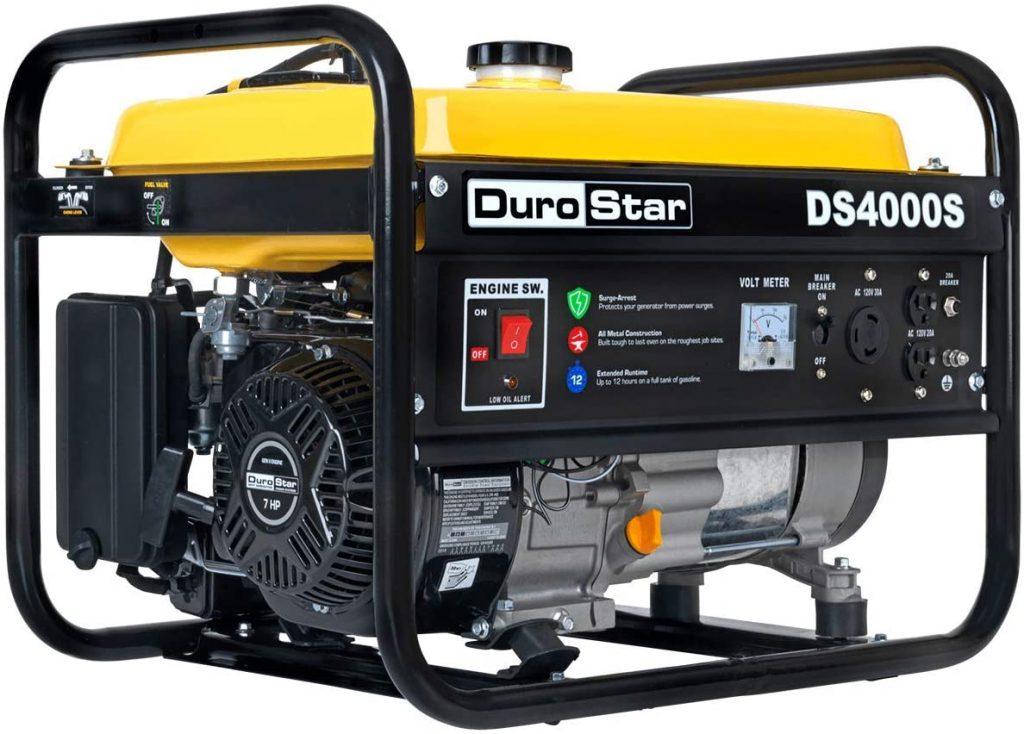 Durostar DS4000S Portable Generator,