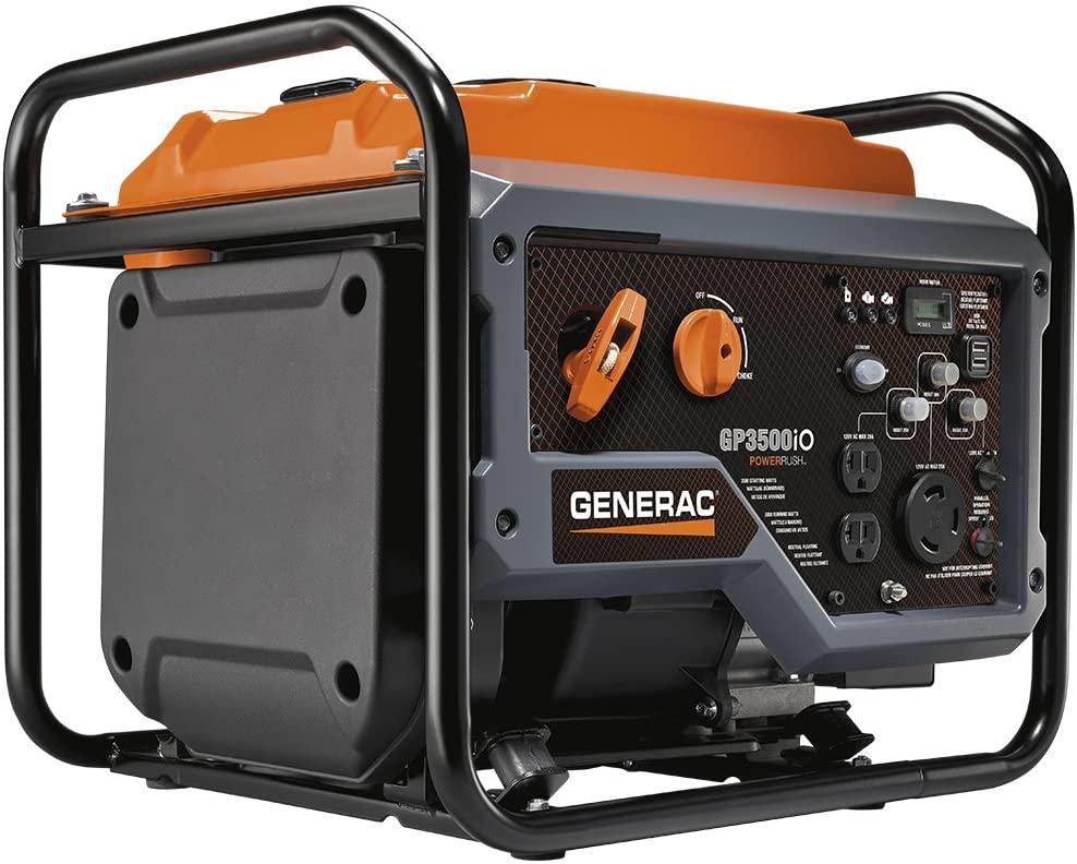 Generac GP3500iO Open Frame RV Ready Inverter Generator